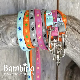 BAMBINO leashes all colors