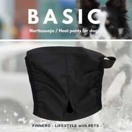 BASIC softsell heat pants for dog