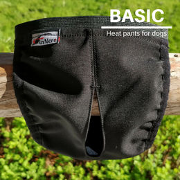 BASIC heat pants for dog
