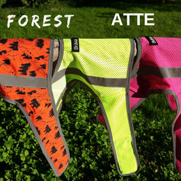 FOREST and ATTE attention vests
