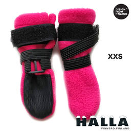 Pink HALLA winter booties size XXS