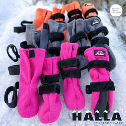 HALLA winter booties for dog