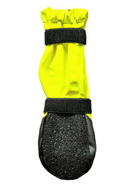 KURA protective booties for dogs. The bottom material protects the paws from extreme conditions