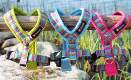 Nordic Lights Mesh Y harnesses