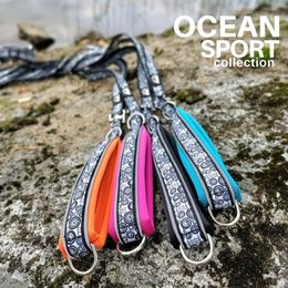OCEAN sport double leash for two dogs