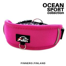 OCEAN adjustable collar with removable padding