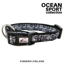 OCEAN adjustable collar without removable padding