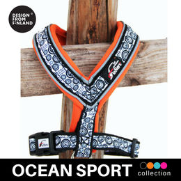 Ocean Sport Y harness orange