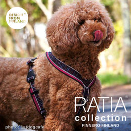 RATIA 8shape Mesh single layer pink