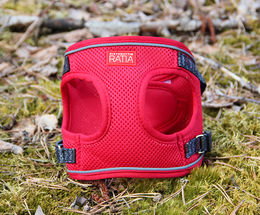 RATIA vest harness red