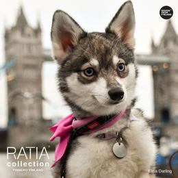 RATIA Soft collar pink photo: Elina Darling