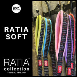 RATIA soft basic leashes