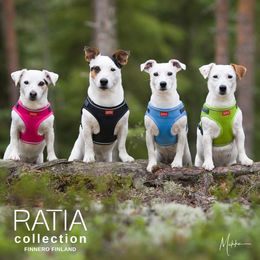 RATIA vest harnesses photo: Miikku Pietilä
