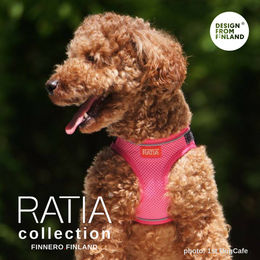 RATIA vest harness pink