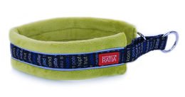 RATIA Soft collar lime