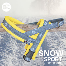 SNOW SPORT T harness yellow