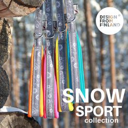 SNOW SPORT leashes - all colors