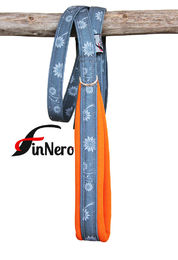 SNOW SPORT leash orange