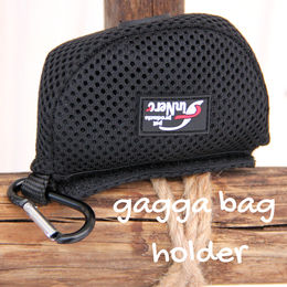 gagga bag holder black