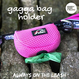 gagga bag holder pink