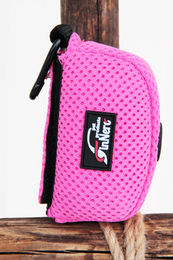 FinNero gagga bag holder pink