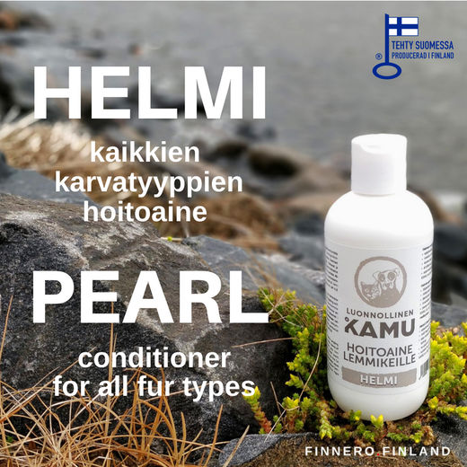 Natural KAMU conditioner PEARL