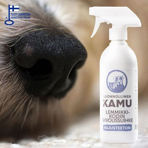 KAMU cleanig spray unscented