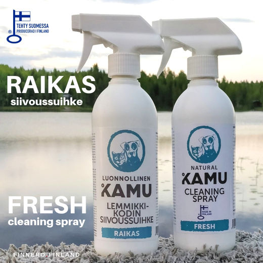 KAMU Cleaning spray FRESH