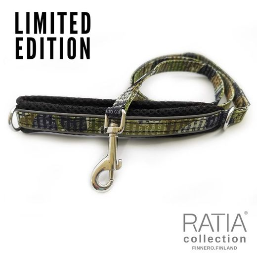Ratia CAMO Classic and black Mesh padded handle