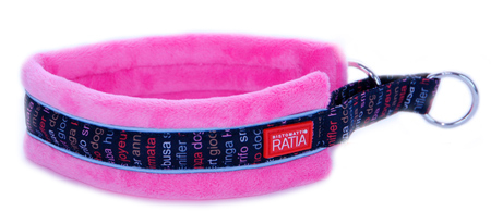 RATIA Soft collar pink