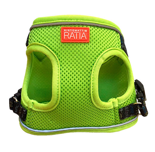 RATIA vest harness lime