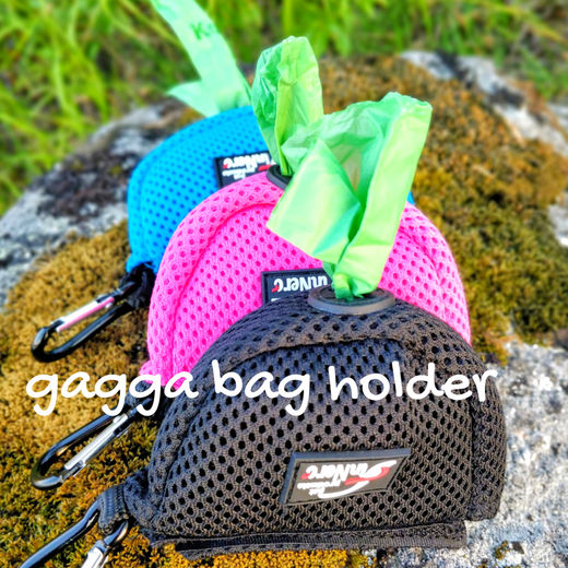 gagga bag holder